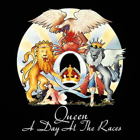 Letras del Disco A Day At The Races
